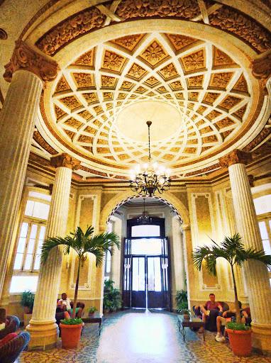 Cuba-Havana-Hotel-Plaza.jpg - Hotel Plaza in Old Havana, Cuba.