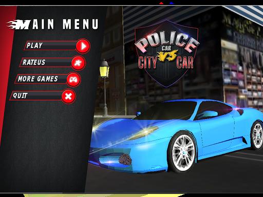 警車VS市汽車