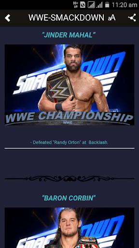 Wrestling Zone 2.0 screenshots 9