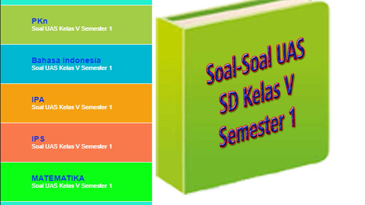 Soal Uas Sd Kelas V Sem 1 Android Apps On Google Play