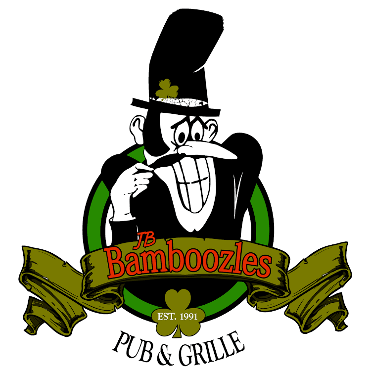 Logo for JB Bamboozles Pub & Grille