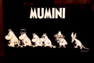 Photo: Le kam tako hitijo Mumintrol in prijatelji iz Mumindola?