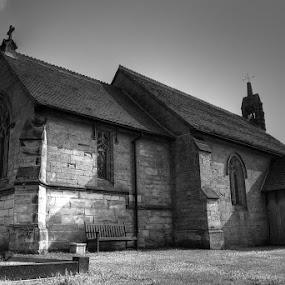 St. Matthew Church UK by Mircea Bogdan - Buildings & Architecture Public & Historical ( building, arhitecture, church )
