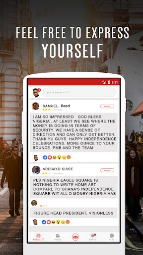 Nigeria Breaking News and Latest Local News App 10.5.1 screenshots 4