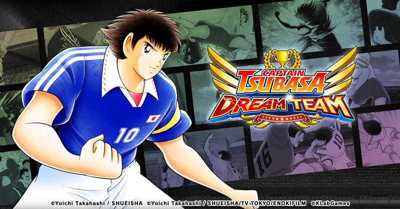 Captain Tsubasa: Dream Team เพิ่มภาษาไทยในเวอร์ชั่น Global