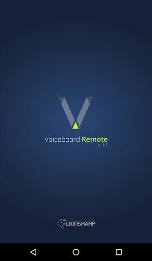 Voiceboard Remote