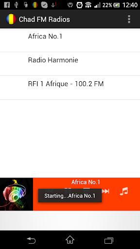 Chad FM Radios