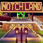 Notchland Amusement Park MCPE Map