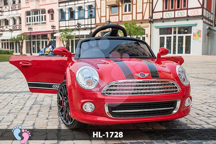 Xe hơi điện trẻ em MINI Cooper HL-1728 6