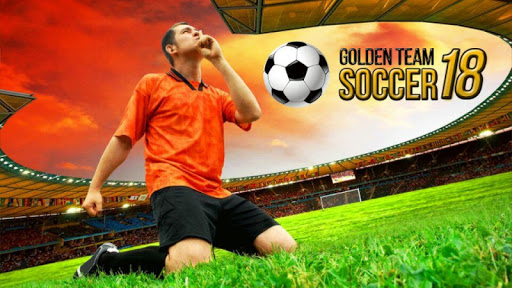 Golden Team Soccer 18  screenshots 1
