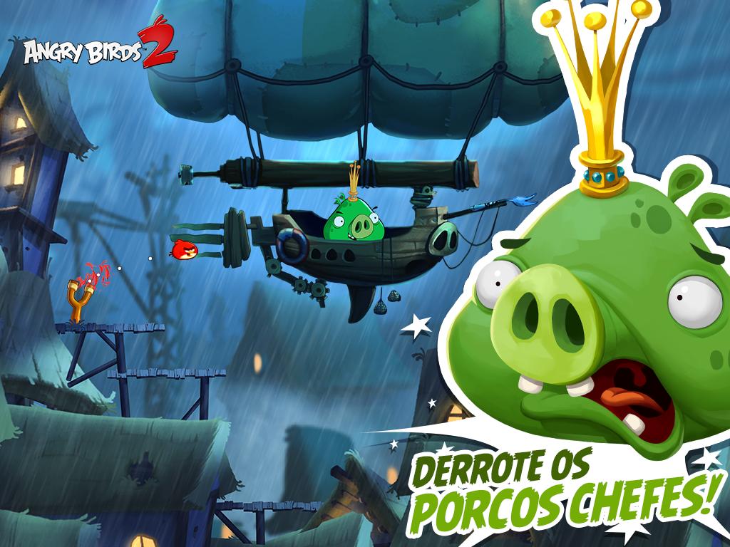 Angry Birds 2 já disponível gratuitamente para Android 5