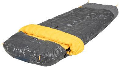NEMO Tango Solo, 30, 650-fill DownTek Sleeping Bag/Comforter, Granite/Marigold alternate image 3