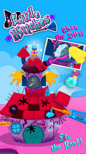 Little Witches Magic Makeover- screenshot thumbnail