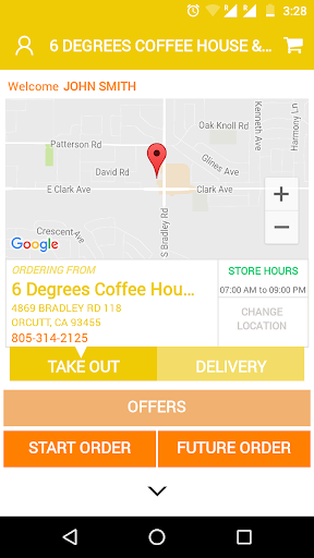 玩免費遊戲APP|下載6 Degrees Eatery app不用錢|硬是要APP