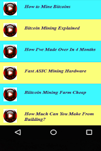 Bitcoin Mining Guide - náhled