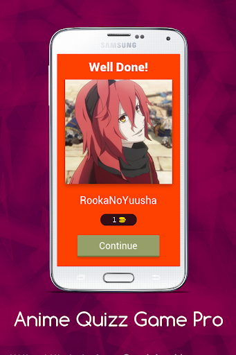 Anime Quiz Pro 2018 3.2.7zg screenshots 2