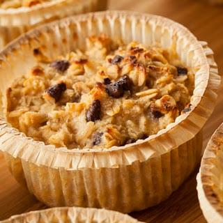 Oatmeal Yoghurt Muffins
