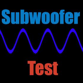 Тест сабвуфера