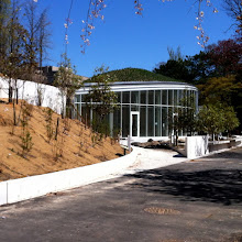 Photo: New Visitor Center @ Brooklyn Botanic Gardens