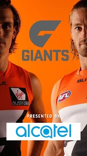 GWS Giants Official App- screenshot thumbnail