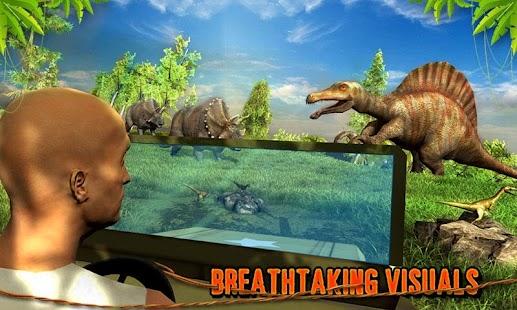 Dino VR : Jurassic World - náhled