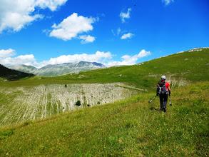 Photo: Verso valle Capretti