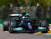 Mercedessen beginnen na goede kwalificatie in beste posities aan sprintrace in Italië