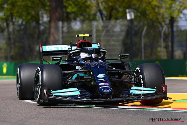 Bottas pakt pole positie in Portugal,, voor Hamilton en Verstappen