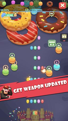 Candy Tank Hero - Merge&Idle Game apktram screenshots 5