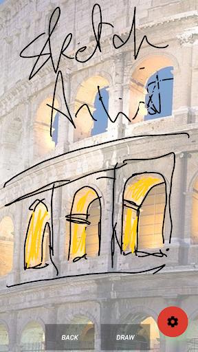 玩免費遊戲APP 下載Sketch Artist Draw on Painting app不用錢 硬是要APP