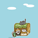 Neko Atsume New Tab Wallpapers