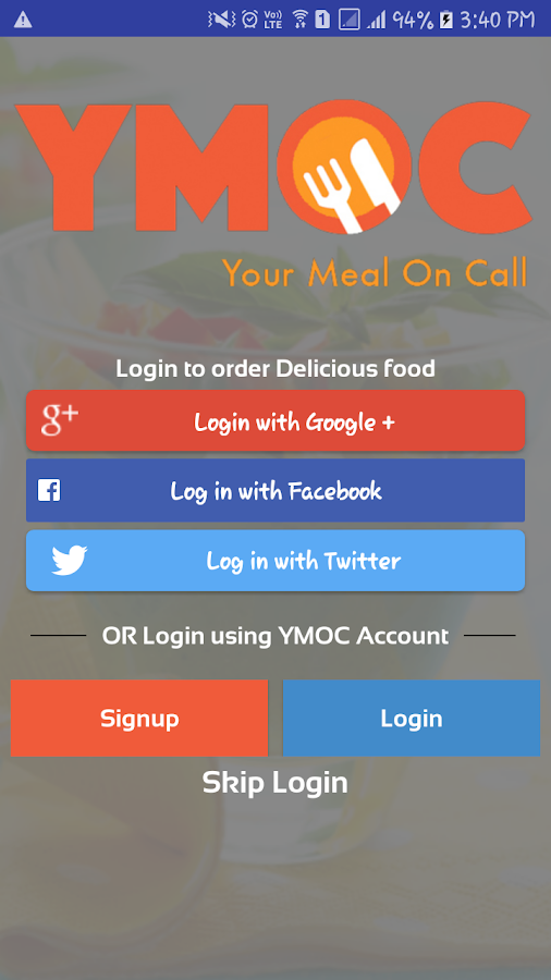 YMOC.com - Food & Restaurants- screenshot