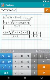 Fraction Calculator MathlabPRO Screenshot 13