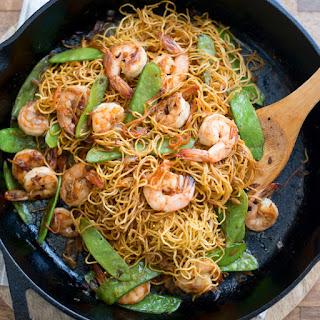 Shrimp Chow Mein