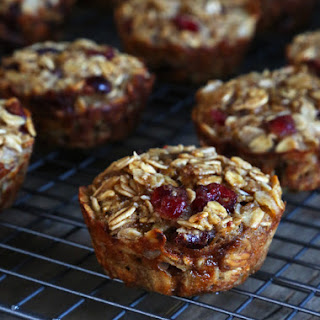 Easy Gluten Free Oatmeal Muffins