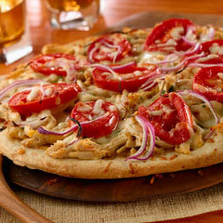 Chipotle Chicken Pizza.