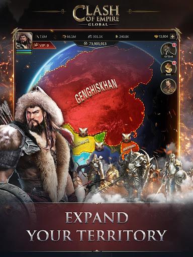 Clash of Empire: Epic Strategy War Game 5.16.1 screenshots 8