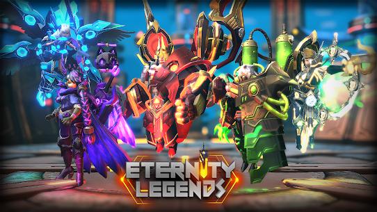 Eternity Legends – Dynasty Warriors – 3D strategy 1
