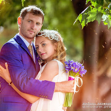 Wedding photographer Mikhail Antonov (Astudi). Photo of 04.07.2014