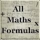 All Maths Formulas for PC Windows 10/8/7