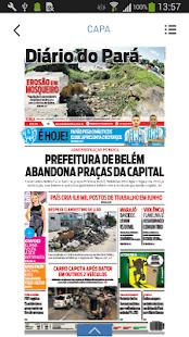 Diário do Pará - náhled