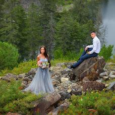 Wedding photographer Tatyana Isaeva-Kashtanova (Tiska22). Photo of 29.10.2017