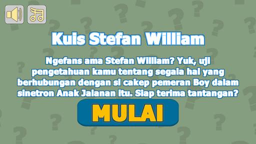 Kuis Stefan William