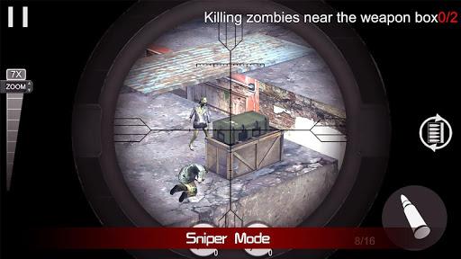 Death City : Zombie Invasion captures d'u00e9cran 2