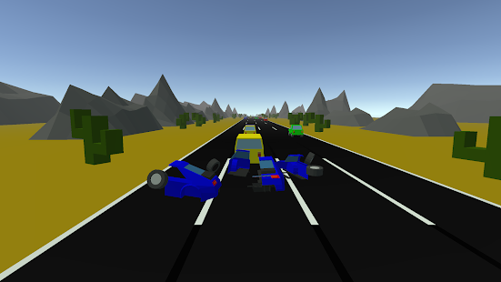 Pixel Driver - Fast paced infinite driving - náhled