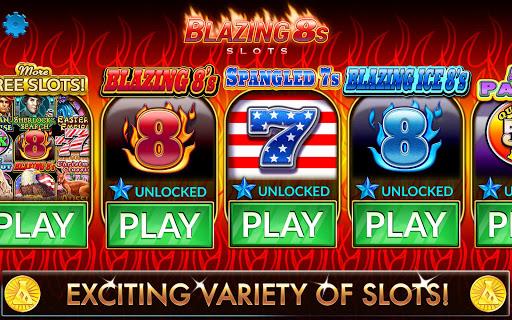 Blazing 888 Slots  2