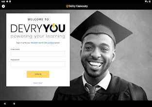 Keller Graduate School screenshot thumbnail