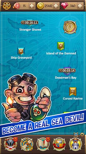 Sea Devils - The Pirate Exploration Game 1.1.33 de.gamequotes.net 2