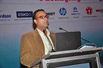 Photo: N Siva Shankaran, Head - Technical Organization & VP- Business Development, Uflex Ltd.
