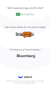 Webull: Trade Stocks & ETFs App Download For Android and iPhone 8